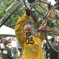 Ride to Conquer Cancer - Victory
